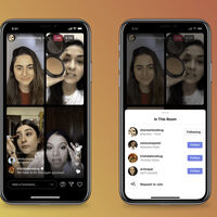 Instagram lanza Live Rooms: hasta cuatro personas a la vez en directo