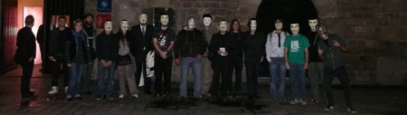 Anonymous Barcelona