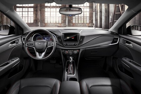 Chevrolet Cavalier Turbo 2022 Mexico 3