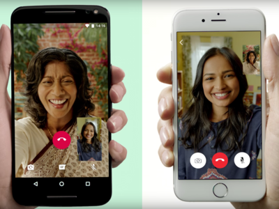 Las videollamadas llegan a WhatsApp: cómo activarlas en iOS, Android y Windows Phone