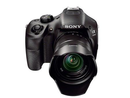 Sony A3000, nueva CSC vestida de réflex