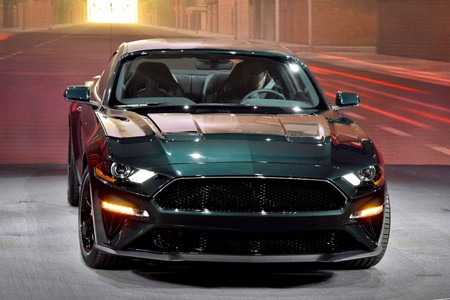 Ford Mustang Bullitt 2018 1
