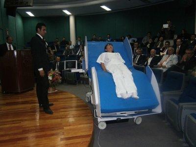 La UNAM y el Cinvestav desarrollan Camabot