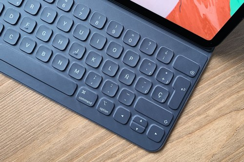 Apple Smart Keyboard Folio en detalle: así funciona el nuevo teclado para el iPad Pro