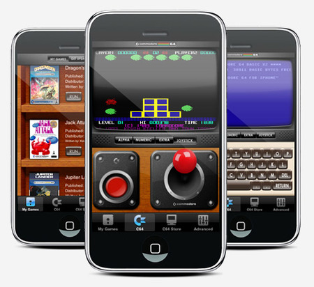 El emulador de Commodore 64 para iPhone vuelve a estar disponible