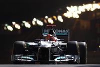Michael Schumacher se hace con la pole en el Gran Premio Monaco