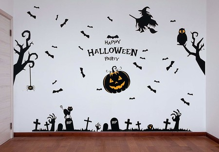 Halloween decoración a buen precio