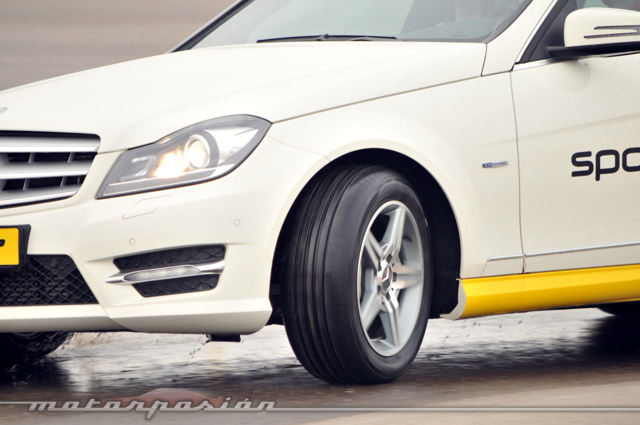 Foto de Dunlop Sport BluResponse, presentación y prueba en Yas Marina (8/24)