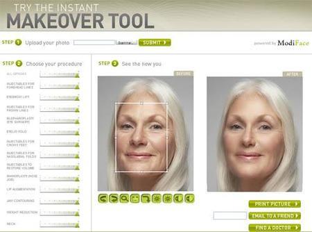 Cirugía estética online