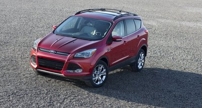 Ford Kuga / Escape, el nuevo SUV global de Ford
