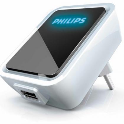 [IFA 2007] Alimentadores y baterías de Philips