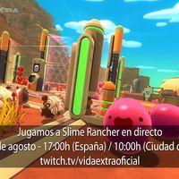 Jugamos en directo a Slime Rancher a las 17:00h (las 10:00h en Ciudad de México) [finalizado]