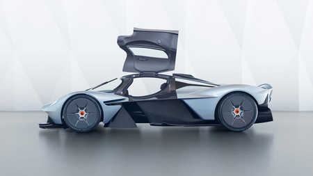 Aston Martin Valkyrie 2017 185