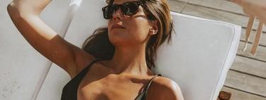 """Este verano tus looks de playa se podrían acompañar de un bikini """"V Wire"""". Te presentamos la tendencia viral que invade las RRSS"""