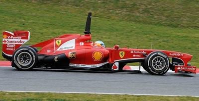 Stefano Domenicali no cree que el Ferrari F138 sea el coche más rápido