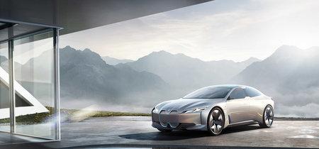 Este BMW i Vision Dynamics es un futuro Model S eléctrico entre los BMW i3 y BMW i8