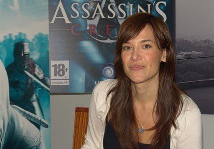 Entrevista con Jade Raymond, productora de 'Assassin's Creed'