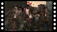 El guión de la película de 'Gears of War'. Sangre y Lancers