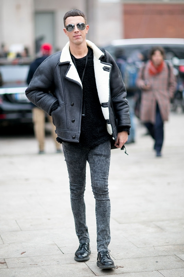 Foto de Modelos masculinos Streetstyle (2/12)