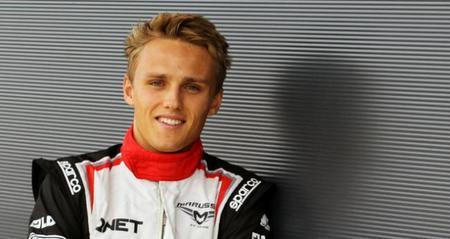 Max Chilton es el nuevo piloto-reserva de Marussia F1 Team