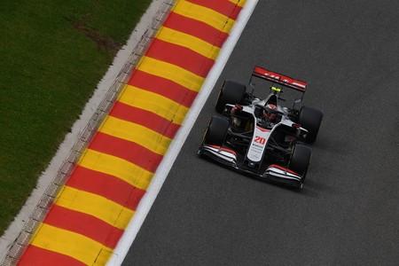 Magnussen Belgica F1 2020