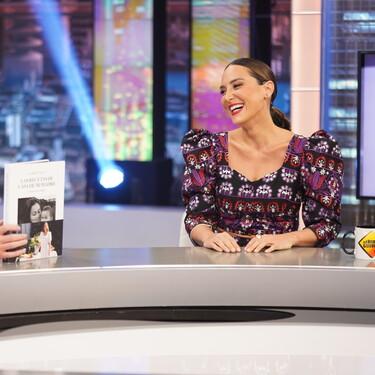 Tamara Falcó triunfa en El Hormiguero con un lookazo de dos piezas ideal y de última tendencia