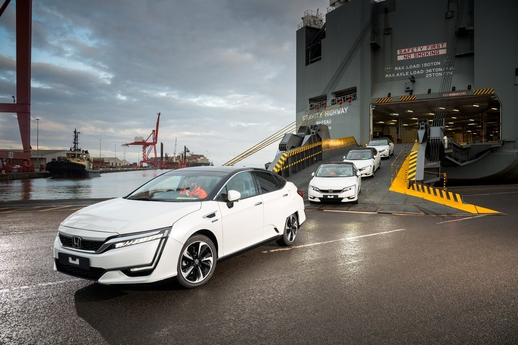 El coche de hidrógeno y la pila de combustible reciben el apoyo de una nueva alianza entre Europa, Japón y...