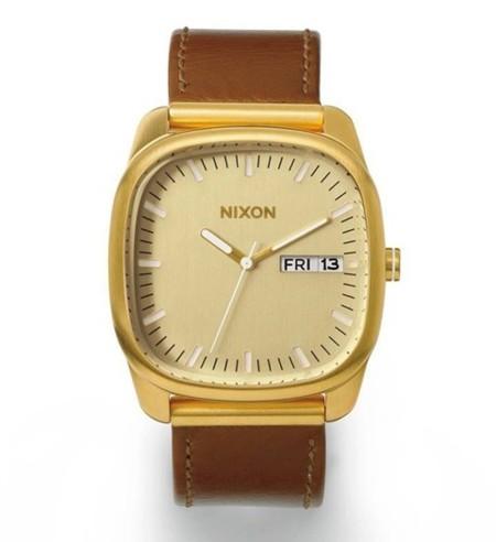El dorado del abuelo para el nieto más moderno: The Identity de Nixon