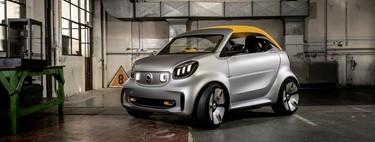 El Smart Forease+ Concept propone un atractivo roadster urbano digno de producirse