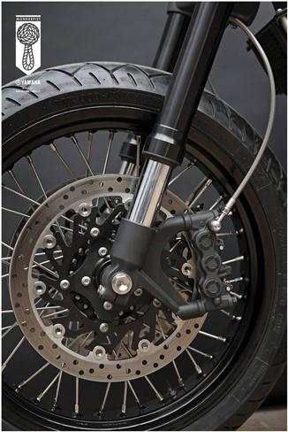 Yamaha XJR1300 Yard Built por Wrenchmonkees