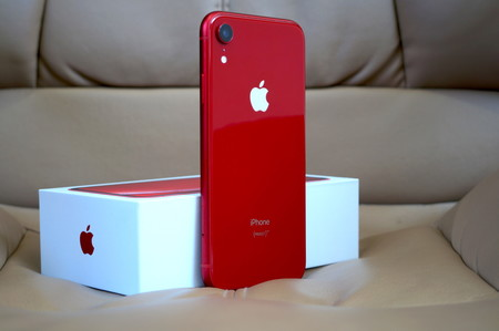 Apple iPhone XR (Product) Red de 128GB a su precio mínimo en Amazon: 799 euros y envío gratuito