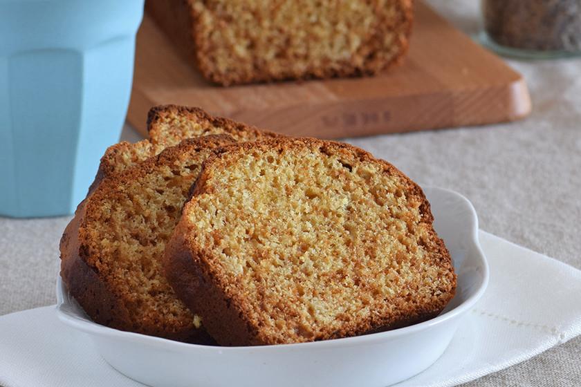 Bizcocho de mandarina, miel y lavanda: receta para un desayuno lleno de aromas