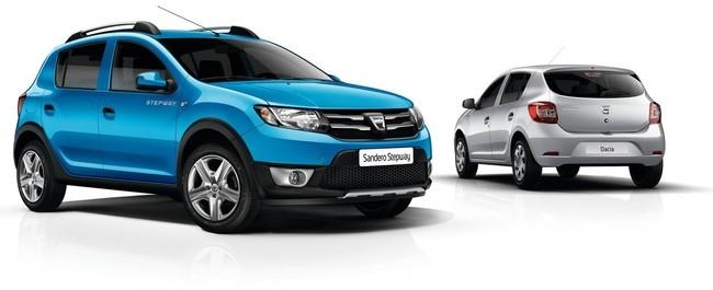 Dacia Sandero y Sandero Stepway
