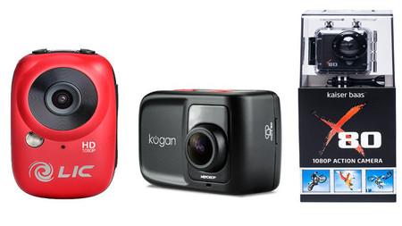 Las mejores cámaras de acción low-cost, alternativas a GoPro  (II)