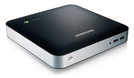 Samsung lanza un nuevo Chromebox con Intel Core i5