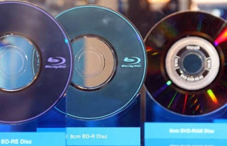 Discos ópticos con capacidad de 1.6 TB