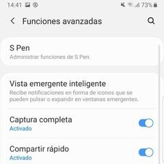 Foto 18 de 34 de la galería android-9-pie-con-one-ui-en-el-samsung-galaxy-note-9 en Xataka Android