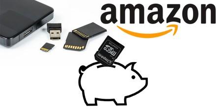 18 ofertas en almacenamiento de Amazon, para que no te quedes sin espacio en tu ordenador, cámara o smartphone
