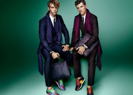 Burberry Spring Summer 2015 Campaign 800x569