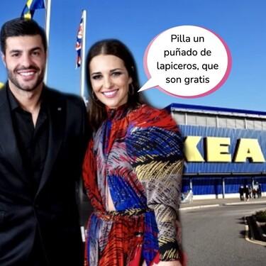 Las compras en Ikea de Paula Echevarría y Miguel Torres: esto es todo lo que han pillado para su cama