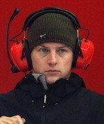 Raikkonen se encuentra muy cómodo en Ferrari