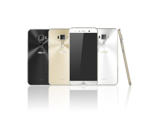 El ASUS ZenFone 3 Deluxe gana la carrera por ser el primer smartphone con el Snapdragon 821