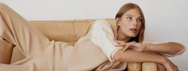 """Para quedarse en casa o salir a la calle: la nueva colección """"comfy"""" de Mango va a convertirse en el deseo de muchas"""