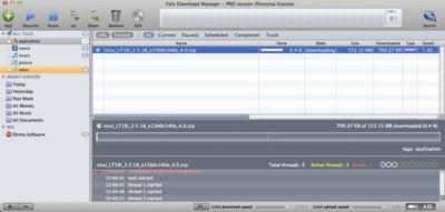 El gestor de descargas Folx se actualiza a la versión 2.0: A Fondo
