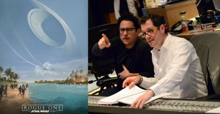 'Rogue One: Una historia de Star Wars' cambia de compositor: Michael Giacchino acepta el reto