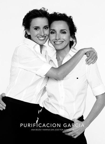 Ana Belén y Marina San José imagen de Purificación García