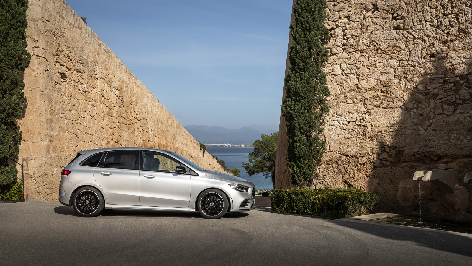 Foto de Mercedes-Benz Clase B 2019 (41/157)