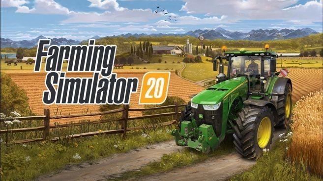 Farming Simulator 20 El Simulador Agrícola Definitivo Que Puedes Jugar En Iphone Ipad Y Android
