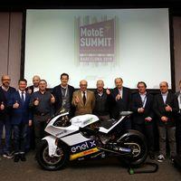 Las motos eléctricas de MotoGP se visten de gala sin aportar nada nuevo: MotoE empezará el 5 de mayo