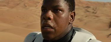 """John Boyega critica a Disney por dejar de lado a los personajes de color en 'Star Wars': """"Dieron los matices a Adam Driver y Daisy Ridley"""""""